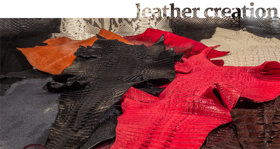 Leather Creation Is A Handbag Luggage Belt And Goods Manufacturer Based In Los